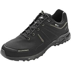 Mammut M's Ultimate Pro Low GTX Shoes black-black